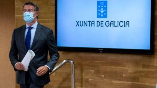 Ourense se suma a la lista de municipios confinados con la mitad de casos que Madrid