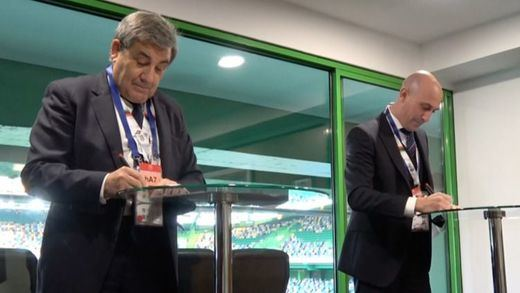 España y Portugal unen sus fuerzas para organizar el Mundial de fútbol de 2030