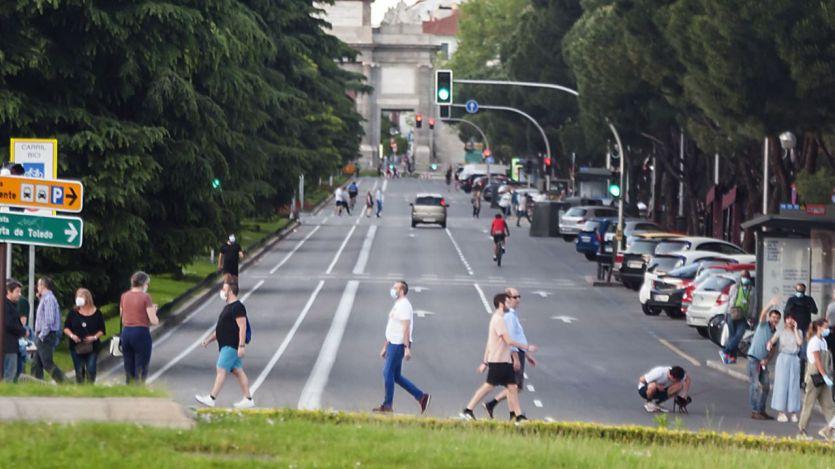 Estupor y confusión ante el auto de la Justicia madrileña que tumba el cierre de Madrid