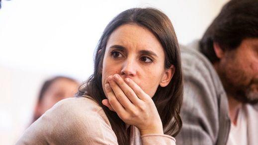 Irene Montero no fue acosada por las caceroladas en su casa, dice la Audiencia de Madrid