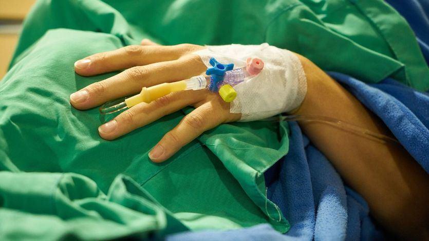 Paciente hospitalaria