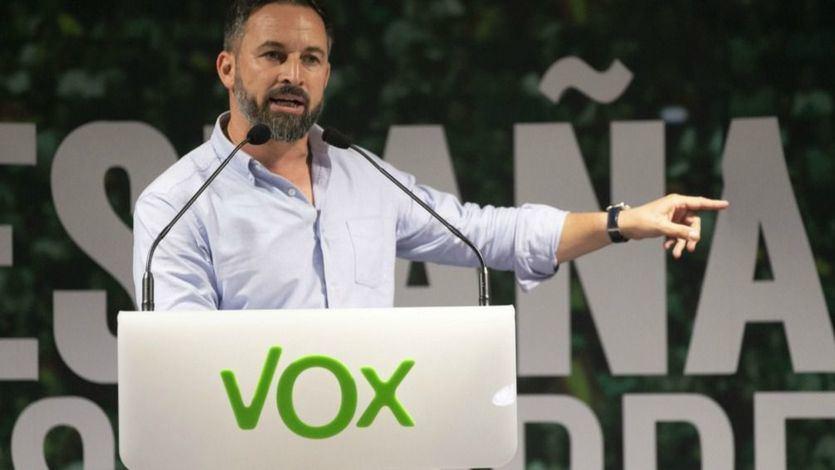 Vox amenaza al Gobierno para que retire la Ley de Memoria Histórica
