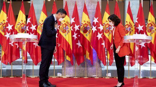 Madrid pide que se retire ya el estado de alarma ante la mejoría de cifras: Sanidad adelanta su 'no'