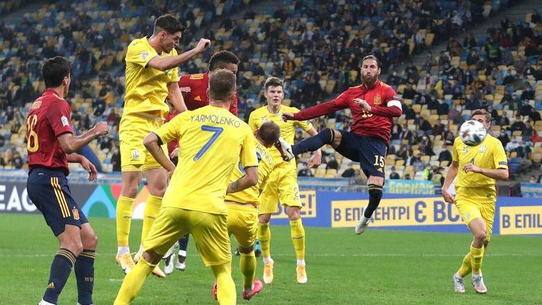 La Roja de Luis Enrique no carbura: derrota ante Ucrania y muchas dudas (0-1)