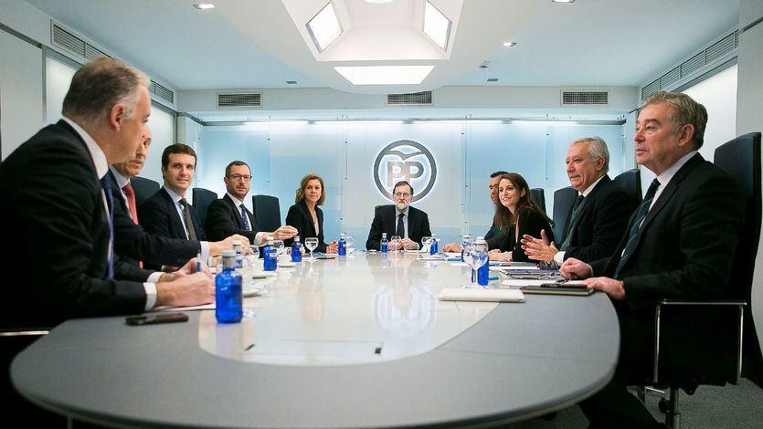 El Supremo no resta importancia a la caja B del PP ni legitimidad a la moción de censura a Rajoy