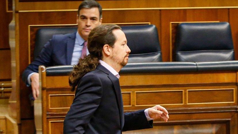 Por esto Pablo Iglesias no tiene miedo a una reprobación del Congreso hoy por el 'caso Dina' y los 'ataques' a la Corona