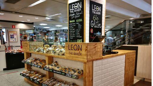 El Corte Inglés alcanza los 40 puntos de venta de Leon The Baker, la panadería artesana y sin gluten