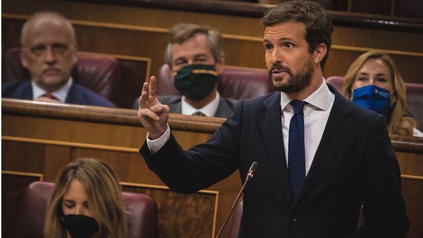 El PP responde a Sánchez sobre la reforma del CGPJ: no negociará con Pablo Iglesias como vicepresidente