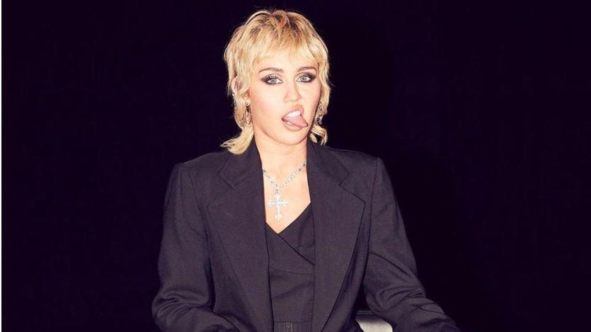 Miley Cyrus triunfa con su versión de 'Zombie'