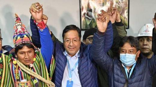 El partido de Evo Morales vuelve a ganar las elecciones que fueron anuladas por fraude y que le costó el puesto
