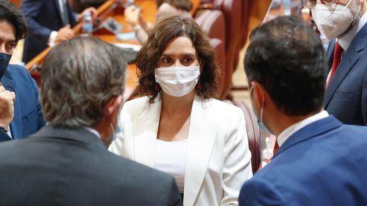 Incertidumbre en la última semana del estado de alarma en Madrid: Ayuso insiste en