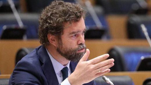 Vox lamenta no saber 'qué va a hacer el PP' en la moción de censura contra Sánchez
