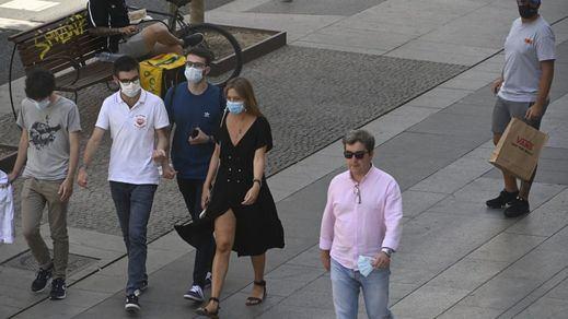 Los contagios se disparan: Sanidad notifica casi 38.000 casos desde el viernes y suma 217 fallecidos