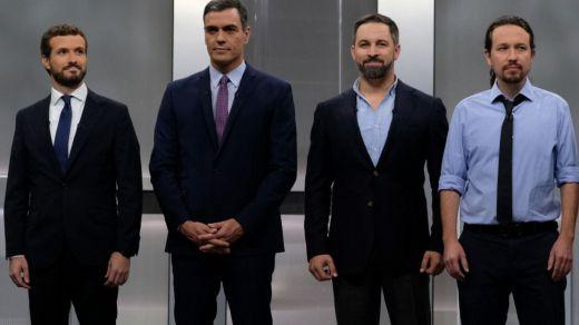 Pablo Casado y Pablo Iglesias se apuntan al 'show' de Vox en la moción de censura contra Sánchez