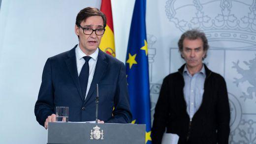 Illa aceptaría el toque de queda en Madrid pero sería bajo un estado de alarma con apoyo del PP