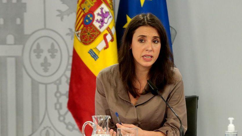 La respuesta de Irene Montero a la acusación de una senadora del PP por su relación con Iglesias