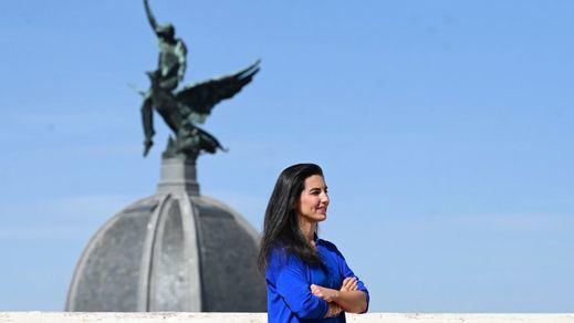 Entrevista a Rocío Monasterio: 'No creo que vayamos a pasar unas Navidades teñidas de verde'