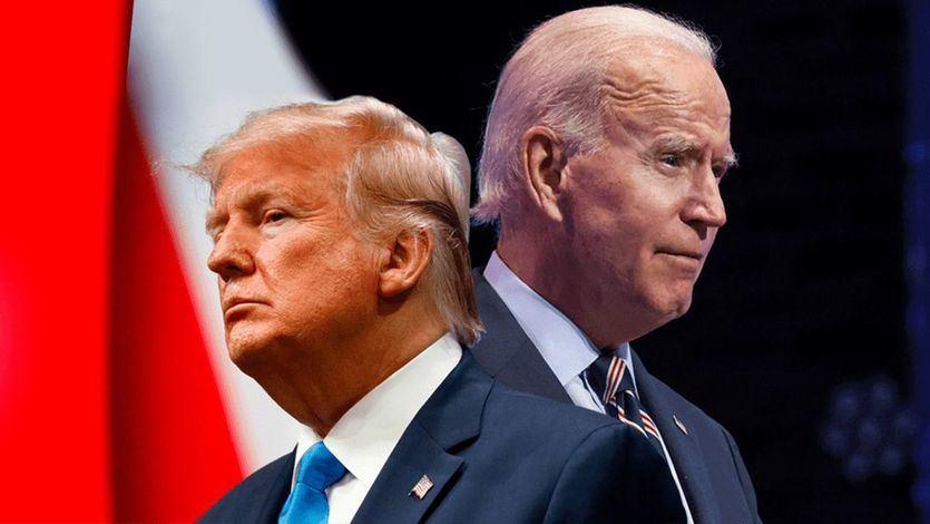 Diferencias entre Trump y Biden: las estrategias de comunicación de los candidatos
