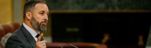 Segunda jornada de la moción de censura a Sánchez en directo>>