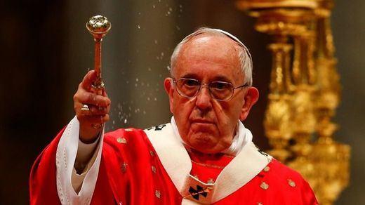El Papa no quiere que la gente vaya a misa sólo para figurar y hacer 'oraciones falsas'