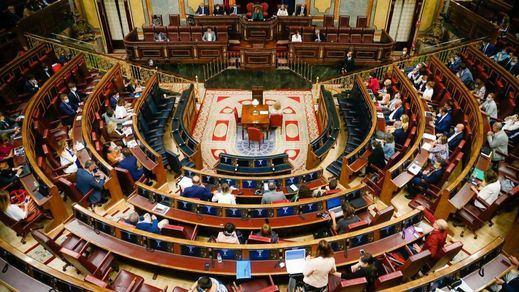Los partidos fijan posiciones: el 'no' a la moción de censura resuena en el Congreso