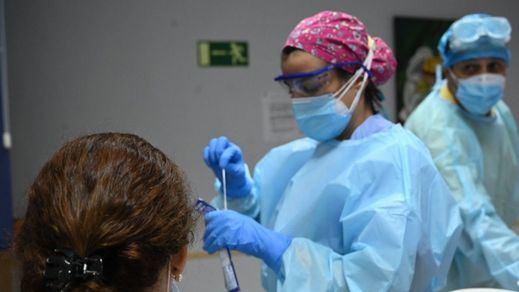 España supera el millón de contagios tras registrar un nuevo récord de casos diarios