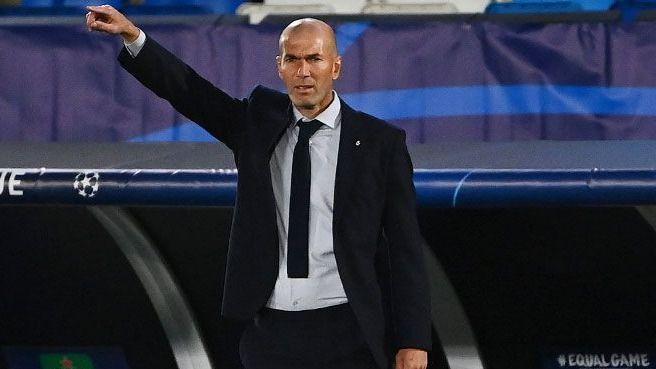 Zidane hace lo contrario que haría Mourinho: 'Yo soy el responsable'