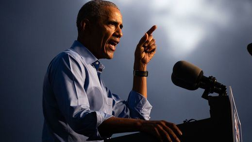 Obama entra en campaña para dar un último empujón a Biden en las encuestas