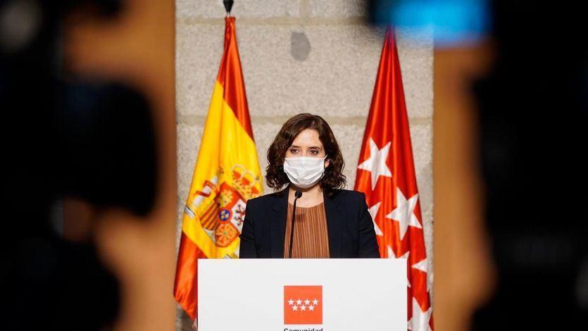Máxima expectación por las nuevas medidas que anuncie Madrid contra la pandemia tras el estado de alarma