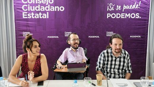 Archivada la investigación de la presunta 'caja B' de Podemos: otra denuncia que decae