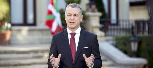 Urkullu pide al Gobierno que decrete el estado de alarma en todo el país ante el avance del virus