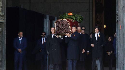 Se cumple un año de la polémica exhumación de Franco en el Valle de los Caídos