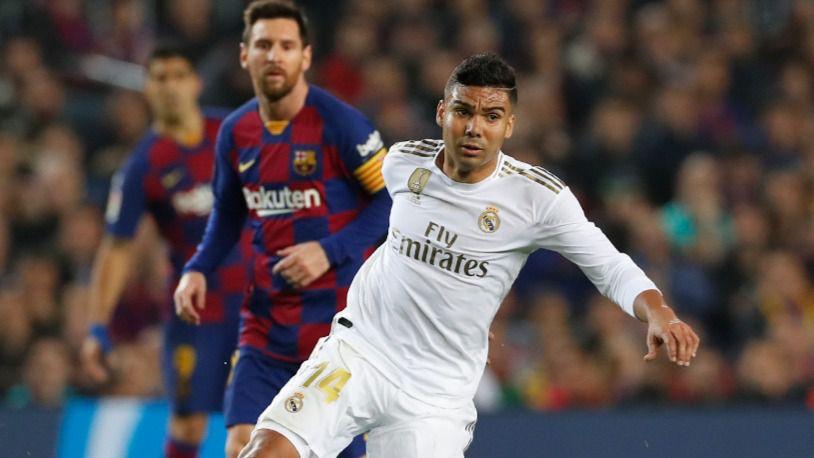 A qué hora es el Clásico Barcelona-Real Madrid y dónde verlo en televisión