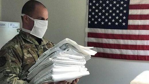EEUU suma 80.000 contagios de covid-19 en un día pero Trump dice que está controlado