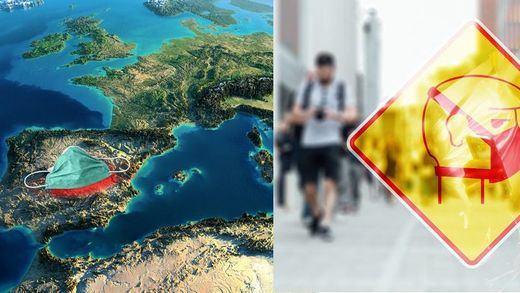 Datos muy negativos de contagios en toda España como antesala del estado de alarma nacional