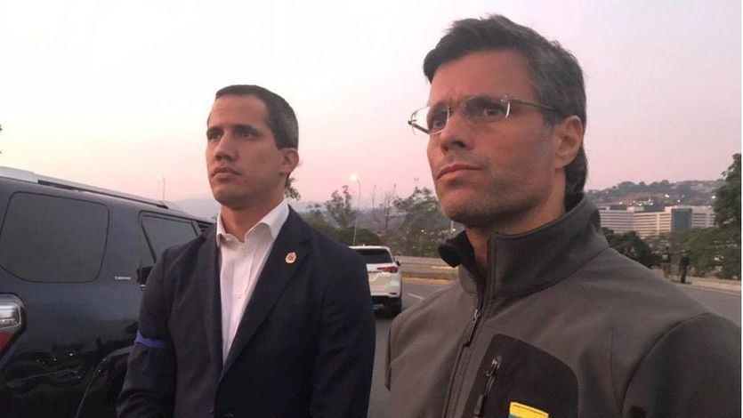 El líder opositor Leopoldo López llega a Madrid tras abandonar Venezuela