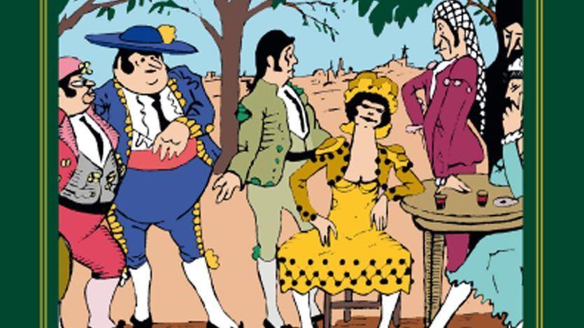 Una original y divertidísima 'Historia cómica de la zarzuela'