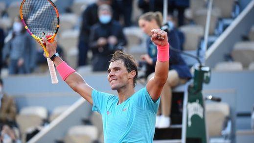 Rafa Nadal llega la final de Roland Garros