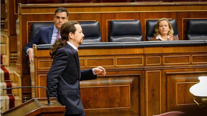 PSOE y Unidas Podemos mantienen versiones opuestas sobre la negociación de los Presupuestos