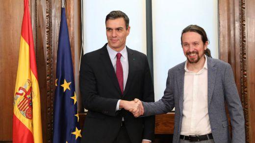 Acuerdo in extremis entre PSOE y Unidas Podemos para presentar unos Presupuestos en el Consejo de hoy
