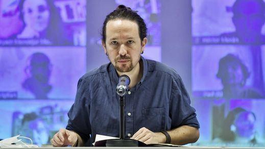 Pablo Iglesias defiende el estado de alarma de 6 meses y hace autocrítica con el Ingreso Mínimo Vital
