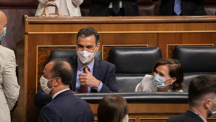 El Gobierno cede más y ofrece que Sánchez comparezca cada 2 meses para informar sobre el estado de alarma
