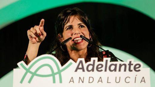 Teresa Rodríguez denuncia su expulsión de Adelante Andalucía: