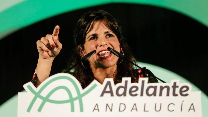 Teresa Rodríguez denuncia su expulsión de Adelante Andalucía: 'Es un atropello jurídico'