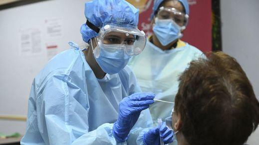 Coronavirus en España: 19.765 nuevos contagios y 168 fallecidos