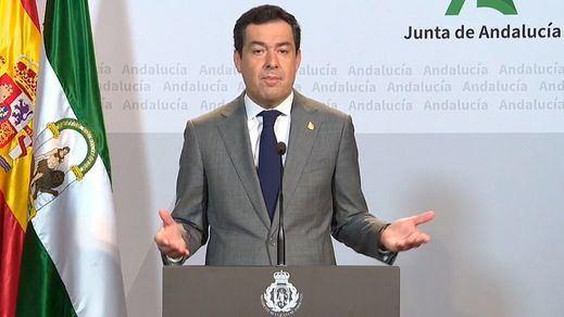 Andalucía y Murcia también decretan el cierre perimetral de la región y de todos sus municipios