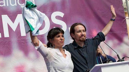 IU y Podemos Andalucía repudian a Teresa Rodríguez