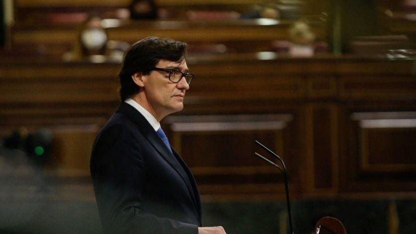 El Congreso respalda la prórroga del estado de alarma hasta mayo