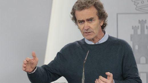 Simón, sobre el cierre de Madrid: 'Los confinamientos cortos no serán suficientes'
