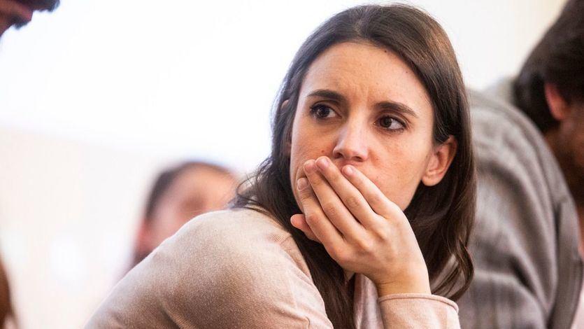 Tenso rifirafe en redes sociales entre Irene Montero y Teresa Rodríguez